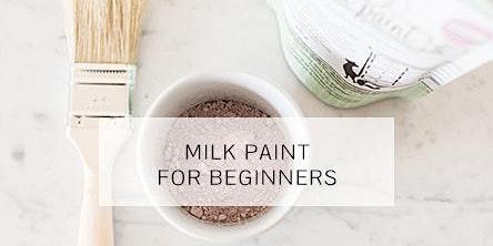Miss Mustard Seed Milk Paint 101