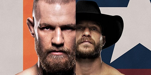 UFC 246: McGregor vs Cowboy at Sports & Social Arlington