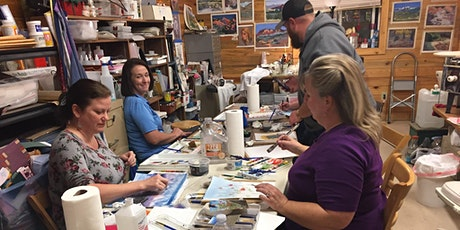 Watercolor Basics with Mona Woolsey tickets