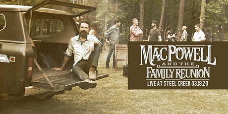 Mac Powell & the Family Reunion Band tickets