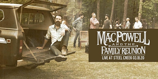 Mac Powell & the Family Reunion Band