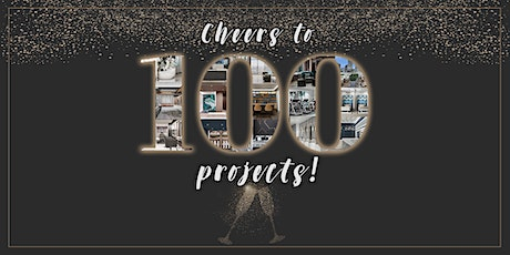 The Designers Group Celebrates 100 Projects tickets