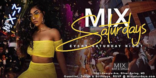 MIX Saturdays :: Sexy - Stylish - Sophisticated