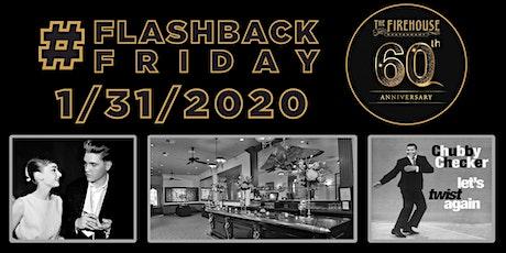 #FlashbackFriday a 60th Anniversary Celebration tickets