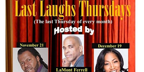 Last Laughs Thursdays tickets
