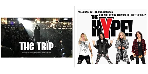 Arena Rock Spectacular featuring The Trip & The Hype