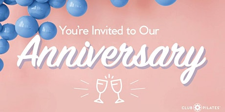 Club Pilates Blaine 1 Year Anniversary tickets
