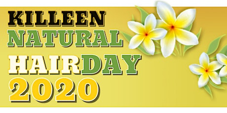 Killeen Natural Hair Day 2020 tickets