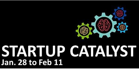 Startup Catalyst tickets