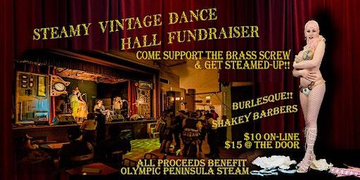 Steamy Valentine's Dance Hall Fundraiser