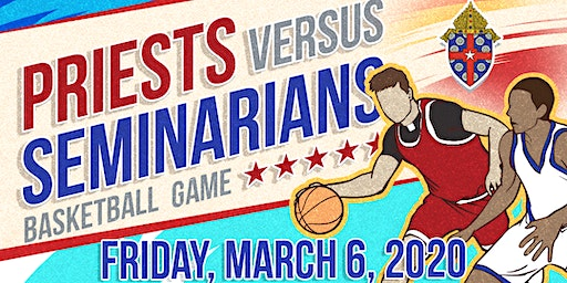Priests vs Seminarians Basketball Game