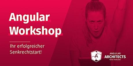 Angular  Workshop: Ihr perfekter Durchblick -- Wien Tickets