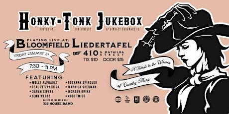 Honky Tonk Jukebox #12: Ladies Night! tickets