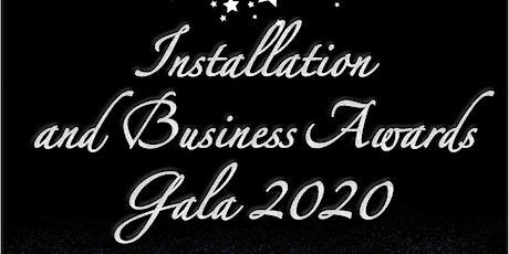 Installation Business Awards Gala tickets