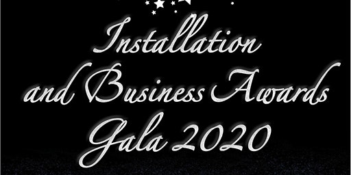 Installation Business Awards Gala