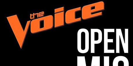 The Voice: Open Mic Night tickets