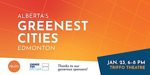 Alberta's Greenest Cities - Edmonton