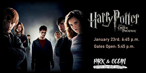Potter in the Park