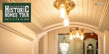 46th Annual Galveston Historic Homes Tour tickets