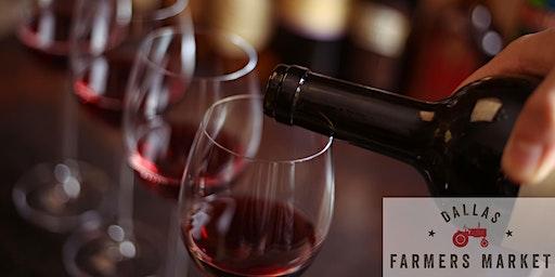Texas Wine Tasting
