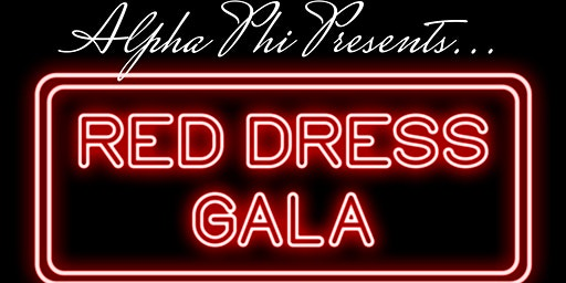 Alpha Phi DePaul's Red Dress Gala