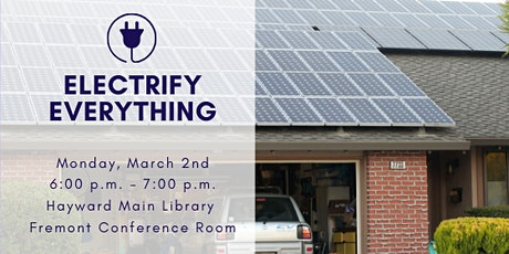 Electrify Everything Workshop tickets