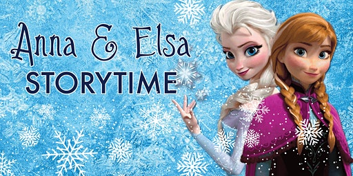 Frozen Princess Party & Storytime