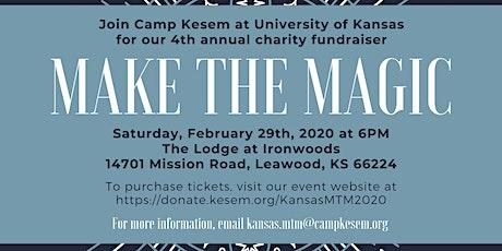 Make the Magic 2020 Benefiting Camp Kesem at KU tickets