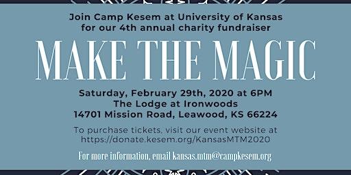 Make the Magic 2020 Benefiting Camp Kesem at KU