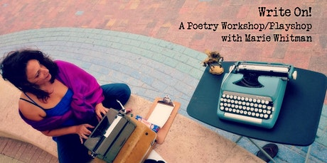 Poetry Workshop: Women Write On! tickets