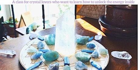 Crystal Healing Sound Bath Meditation tickets