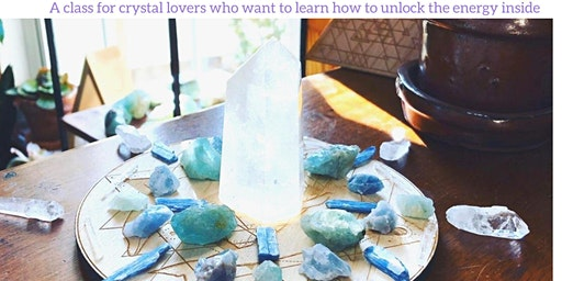 Crystal Healing Sound Bath Meditation