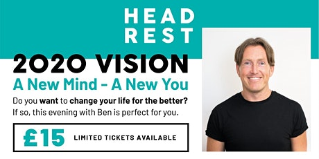 All NEW 'New Year, A New You!' for 2020 - Thursday 23rd January tickets