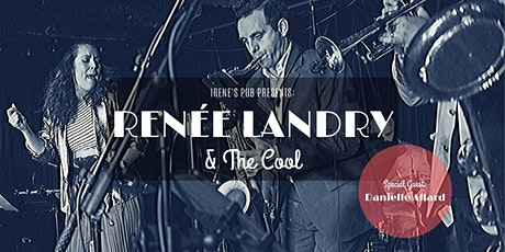Renée Landry & The Cool with Special Guest Danielle Allard tickets