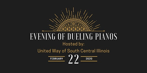 United Way of South Central Illinois Evening of Dueling Pianos