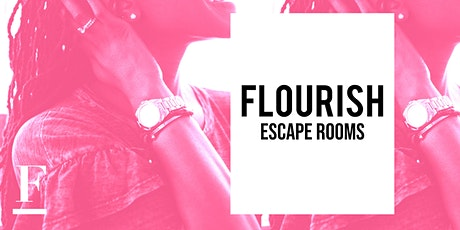 Flourish Gathering Escape Rooms tickets