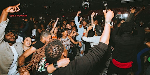 AFROLITUATION AUSTIN: LA's Biggest Afrobeat Experience Party