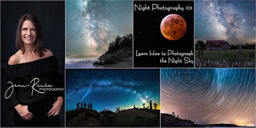 Night Photography 101