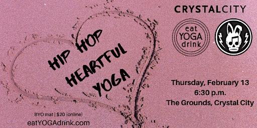 Hip Hop Heartful Yoga