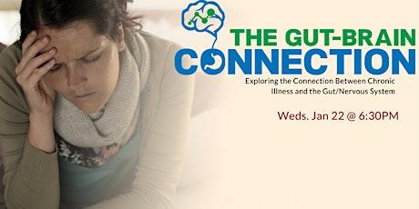 The Gut-Brain Connection- Autoimmune Disorders, IBS, Hormones, ASD tickets