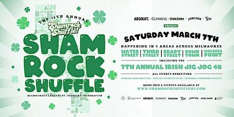 11th Annual Shamrock Shuffle - BRADY STREET tickets