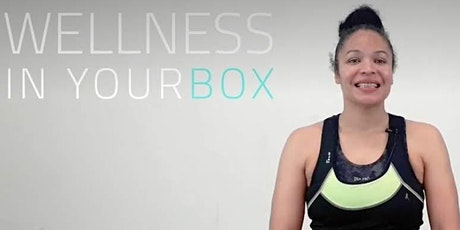 Wellness In Your Box: Pilates with Christine tickets