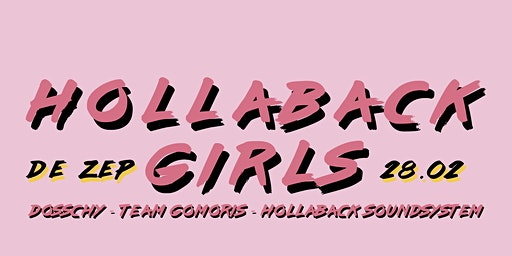 Hollaback Girls #1