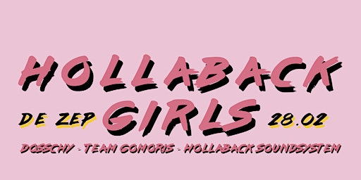 Hollaback Girl #1