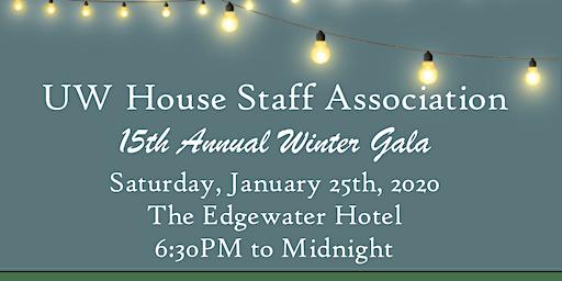 15th Annual UW House Staff Winter Gala