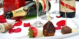 Champagne and Chocolate Tasting Event