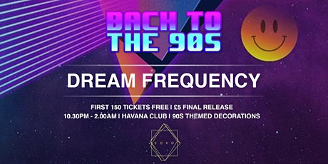 SOKO BACK TO THE 90S - DREAM FREQUENCY (50% SOLD OUT) tickets