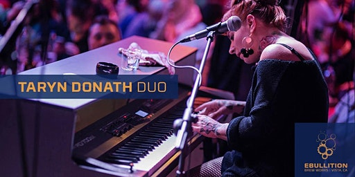The Taryn Donath Duo - Jazz, Boogie Woogie, Blues, Funk at Ebullition