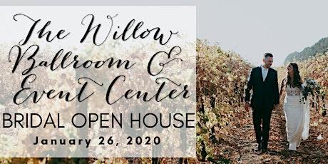 Willow Ballroom Open House tickets
