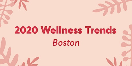 2020  Wellness Index & Trends to Enhance Customer Experience tickets